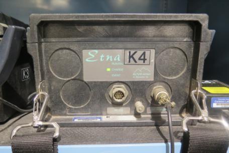 Kinemetrics Etna Accelerograph