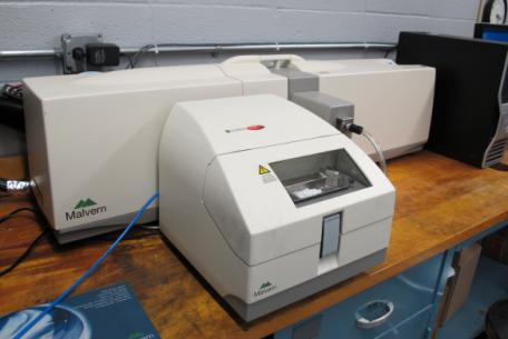 Mastersizer 2000 Particle Analyzer