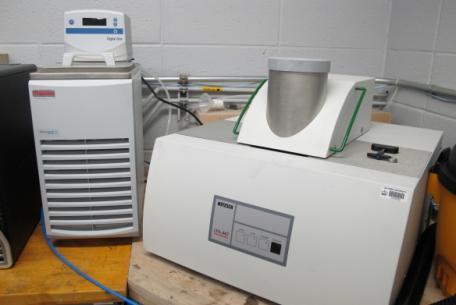 Netzsch NanoFlash Thermal Diffusivity Analyzer
