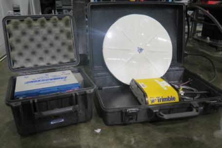 Trimble NetRS GPS Receiver and Zephyr 3 Base Antenna