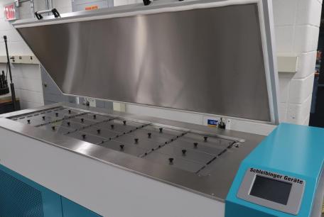 Schleibinger Geräte Freeze-Thaw Chamber
