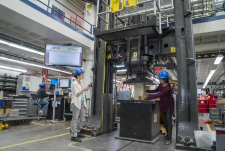 Southwark Emery 600k Universal Testing Machine