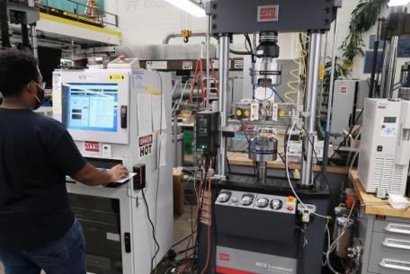 MTS Landmark 22k Universal Testing Machine