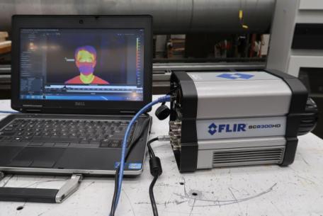 FLIR SC8300 HD Thermal Camera