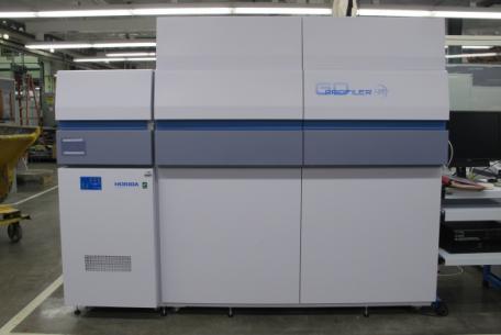 Horiba Glow Discharge Spectrometer